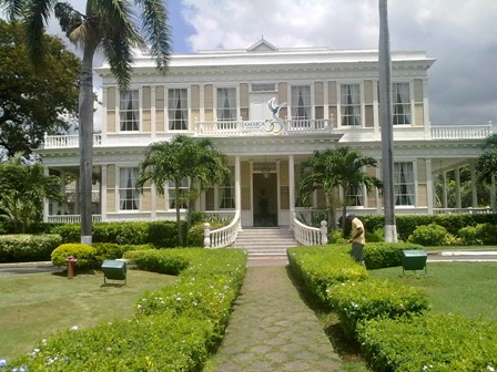 Devon House Kingston Jamaica