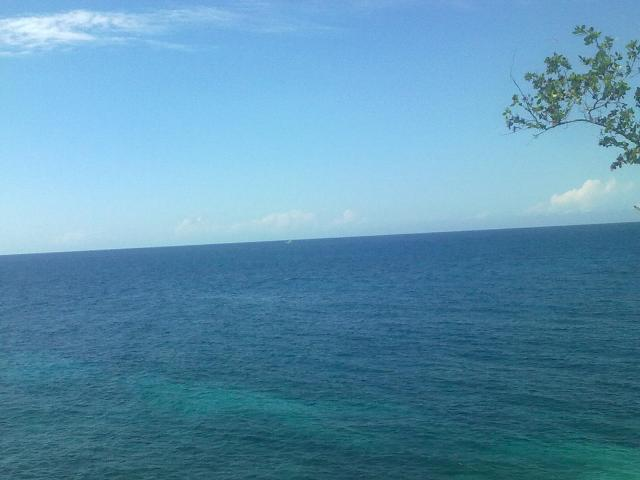 Seaview from Xtabi Restaurant West End Negril