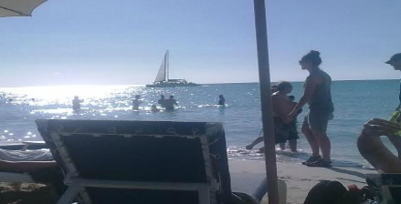 Jamaica - Negril 7 Mile Beach