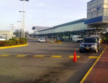 Kingston Intl Airport Jamaica