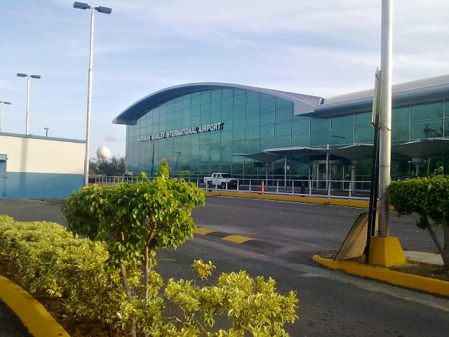 Norman Manley Intl Airport Kingston Jamaica