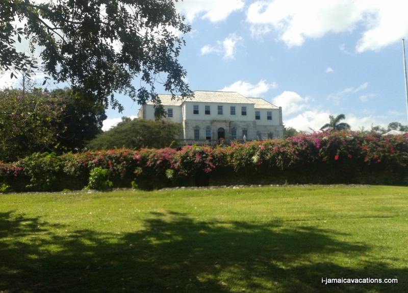 Rose Hall Gt House Montego Bay