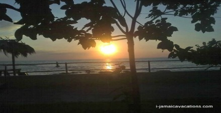 sunset Treasure Beach St Elizabeth Jamaica