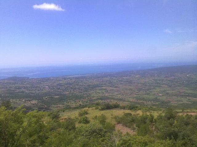 South West Jamaica view