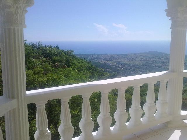Balcony view SW Jamaica