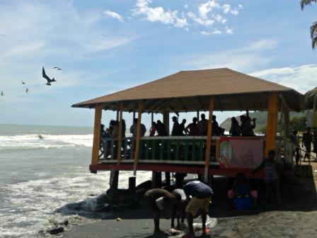 Little Ochie Beach Restaurant Manchester Jamaica