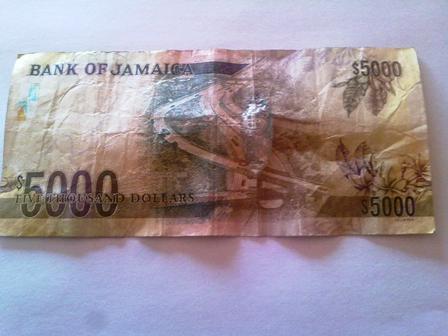 J$5000.00