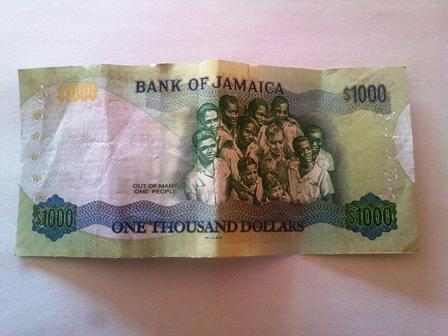 J$1000.00