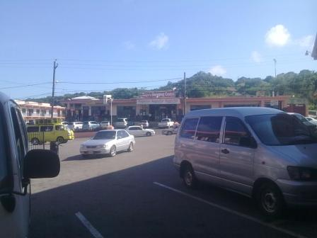 Shopping Plaza Junction St Elizabeth