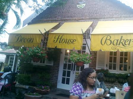 Devon House Bakery Kingston