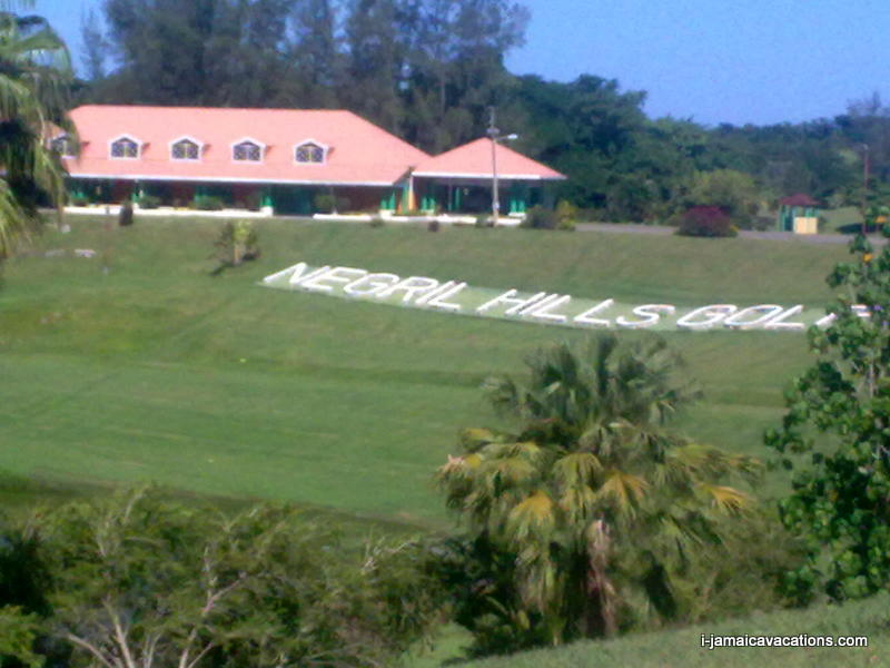 Negril Hills Golf Course