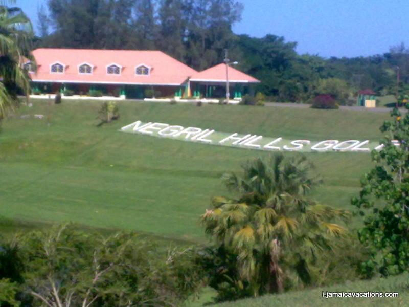 Negril Hills Golf Course
