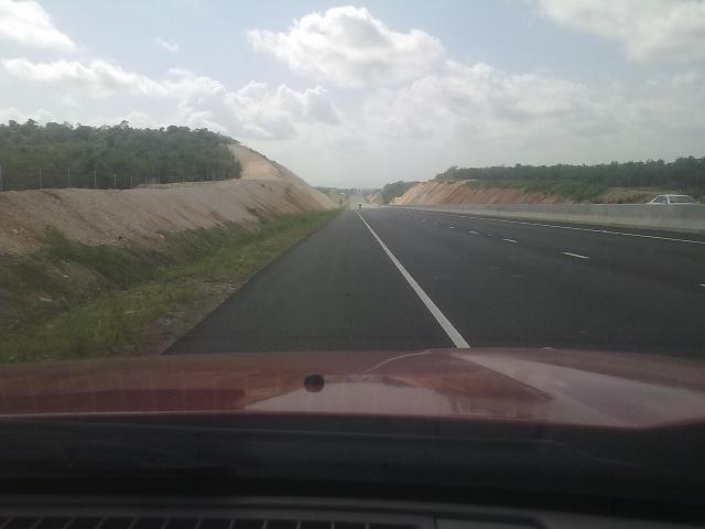 Highway 2000 - May Pen