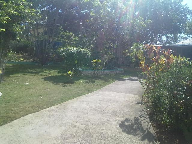 Entrance to Xtabi Restaurant West End Negril Jamaica