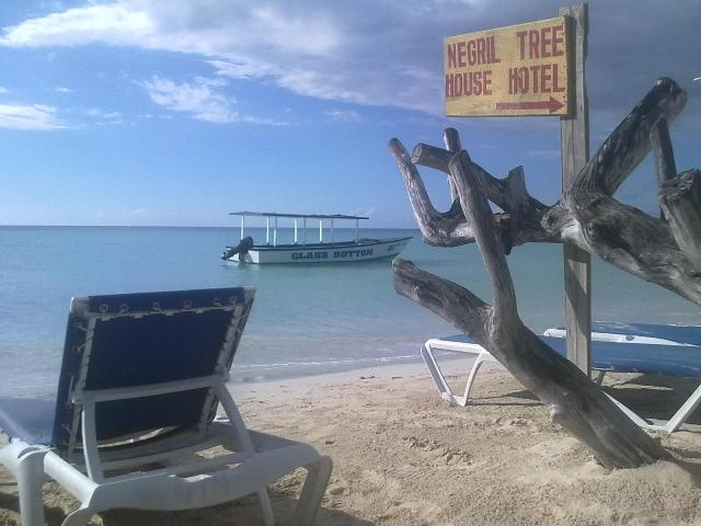 View from Negril Tree House Negril Jamaica