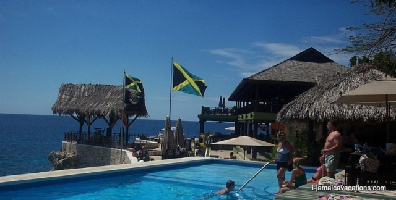 Rick's Cafe West End Negril Jamaica