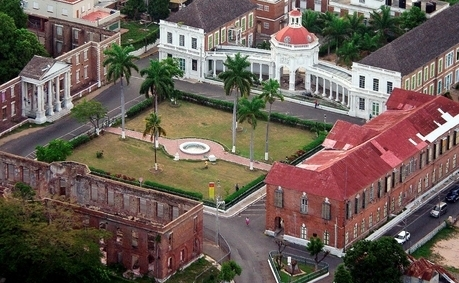 Emancipation Square Spanish Town-Pic by Robert Davis