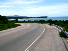 North coast highway Jamaica