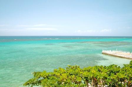 Overlooking Ocho Rios Bay - pic courtesy of Jeremi Harrison