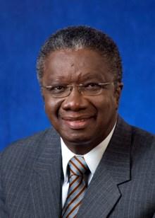 The Honourable Freundel Stuart, QC MP  Prime Minister, Barbados