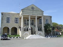 Falmouth Court House