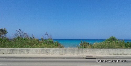 Montego Bay Coatline