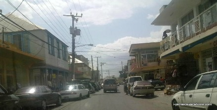 Main Street Black River St Elizabeth Jamaica