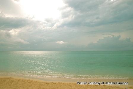 Montego Bay Jamaica seaview