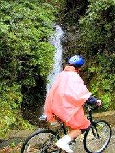 Biking in the Blue Mountains