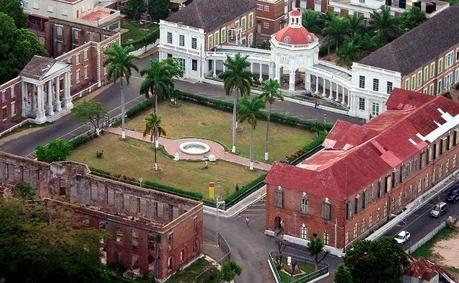 Emancipation Square Spanish Town