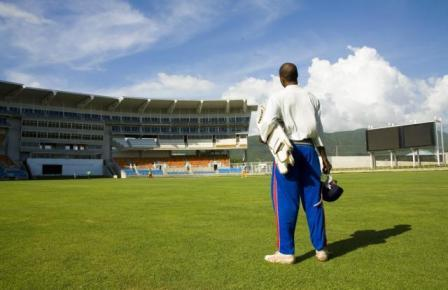 Sabina Park Kingston - Cricket Pitch